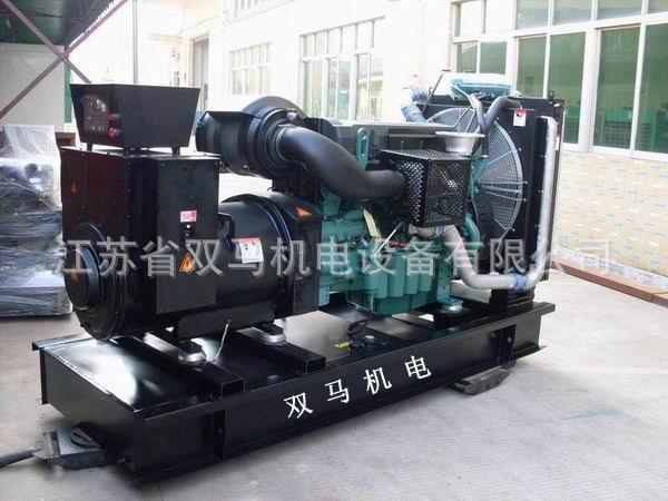 510KW韩国大宇柴油发电机组 进口三相全铜无刷电机 -柴油发电机组 高清图片