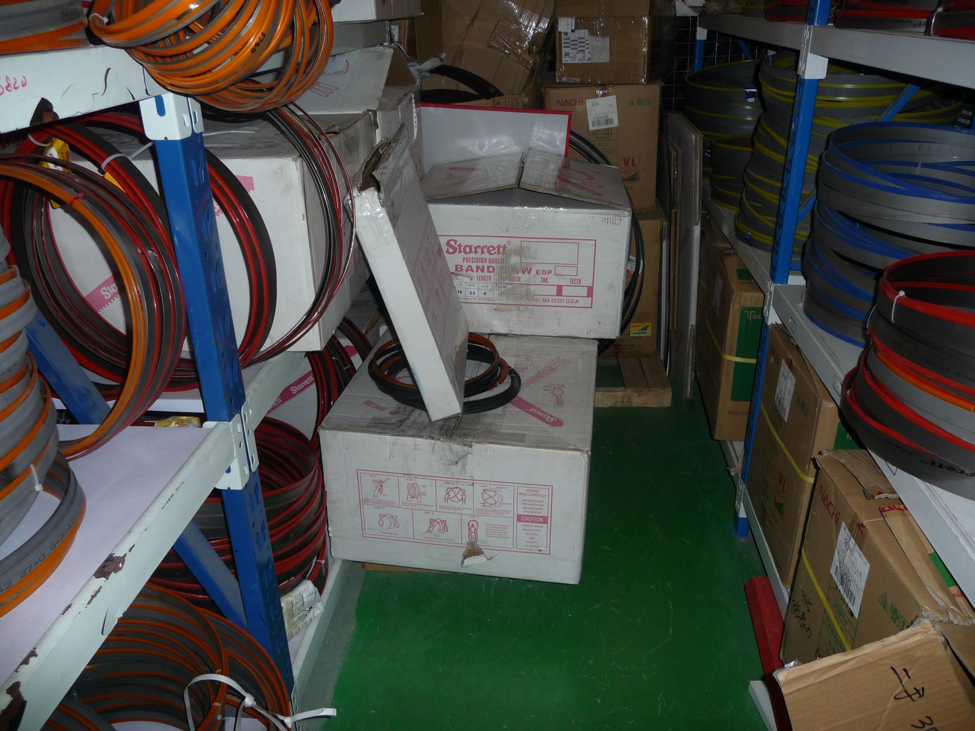 大连进口供应大连施泰力带图片数码,美国供应灯带锯条图片