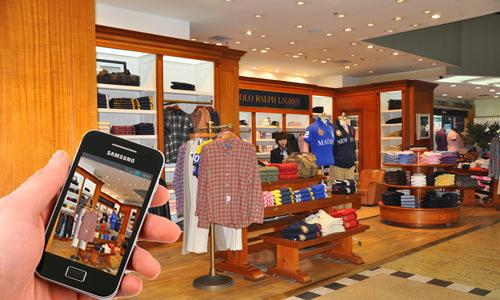 手机实时在线观看店铺情况示意图
