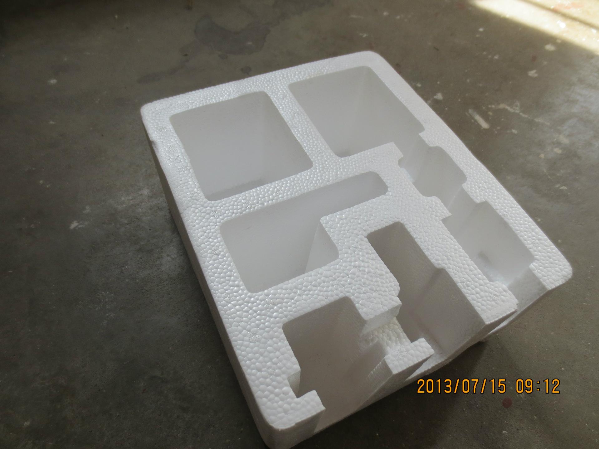 厂家专业定制 加工 物流运输防震 保丽龙EPX成型泡沫礼品包装