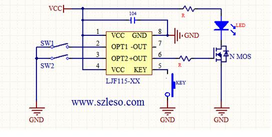 最简单扩流电路