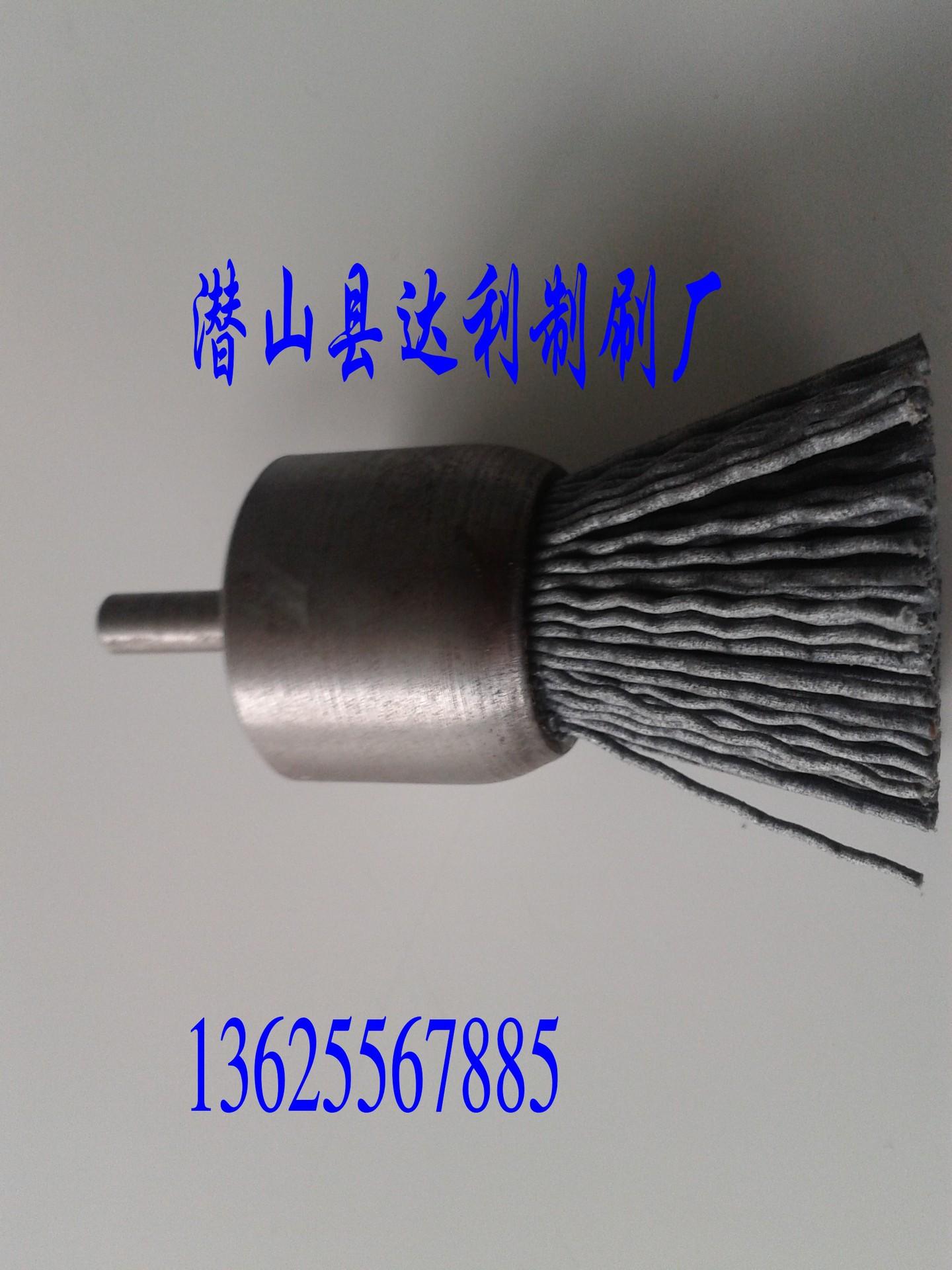 【【球阀直销】不锈钢丝厂家-钢丝笔形刷-笔刷316l变径镀铜图片