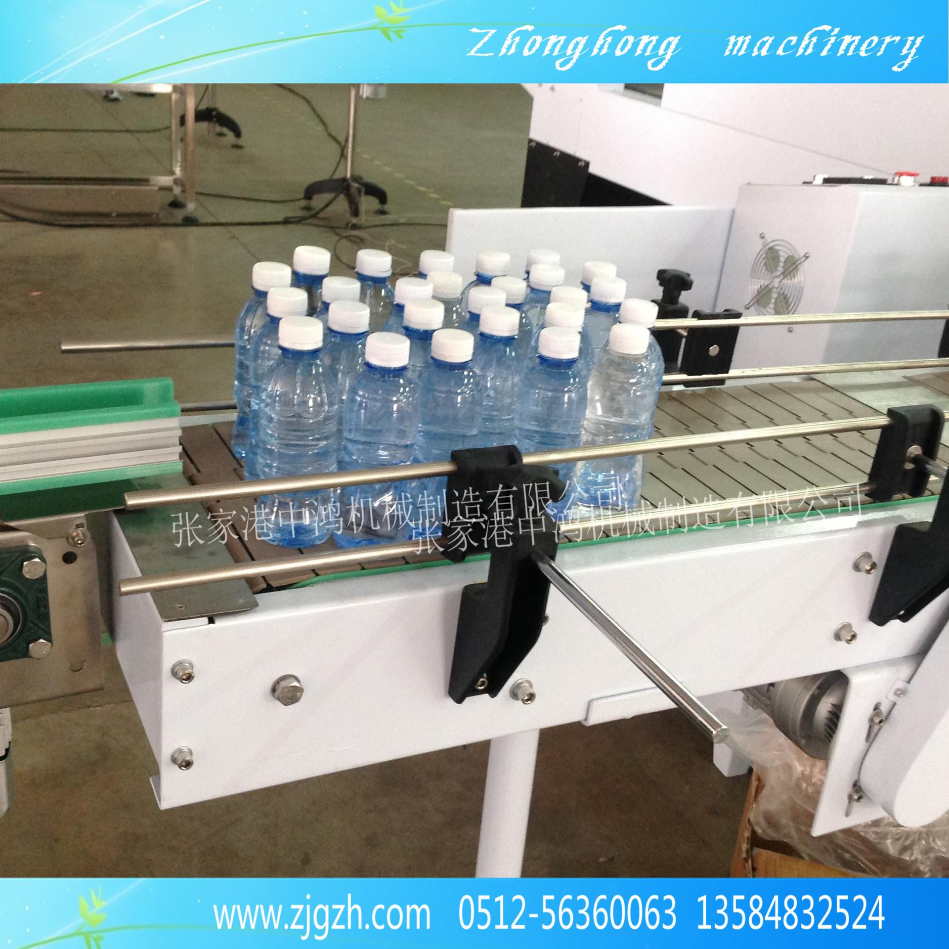 PE热收缩膜包机 饮料膜包机 实体工厂免费试机图片_8
