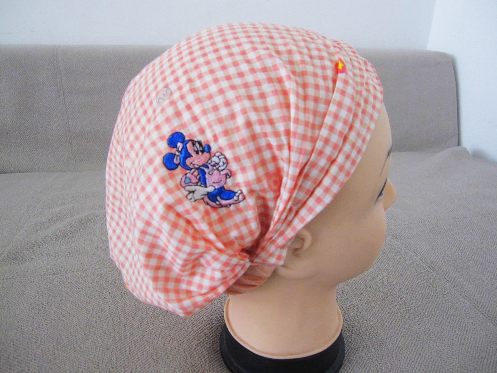 【头巾工厂定制生产 黑色印花束发带 弹性头带