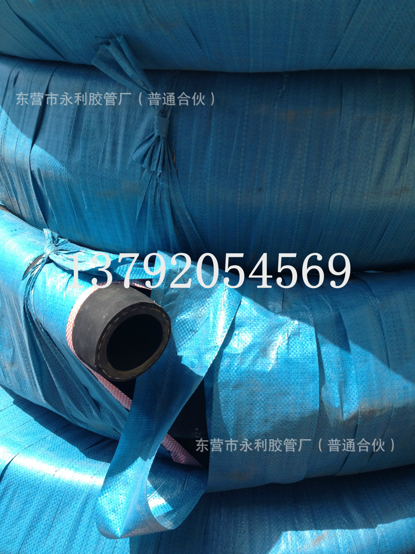 大量供应 32-51mm钢编喷砂管 耐磨喷浆胶管 耐磨耐压橡胶管