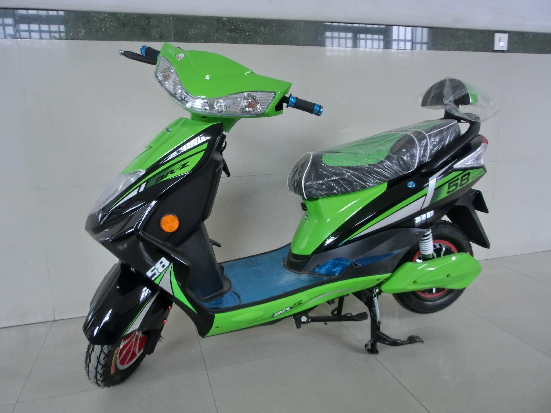 新品推荐迅鹰踏板电动车电动自行车电动摩托车电动车踏板车60V48V