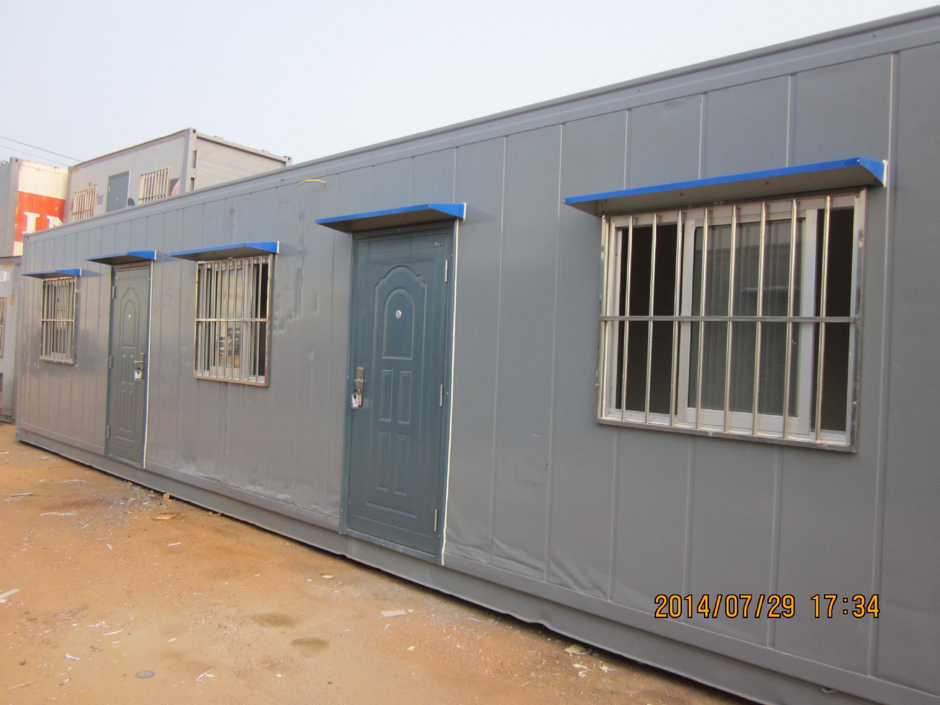 应优质进口保温集装箱改装活动房 可精装修 -集装箱活动房 优质进口
