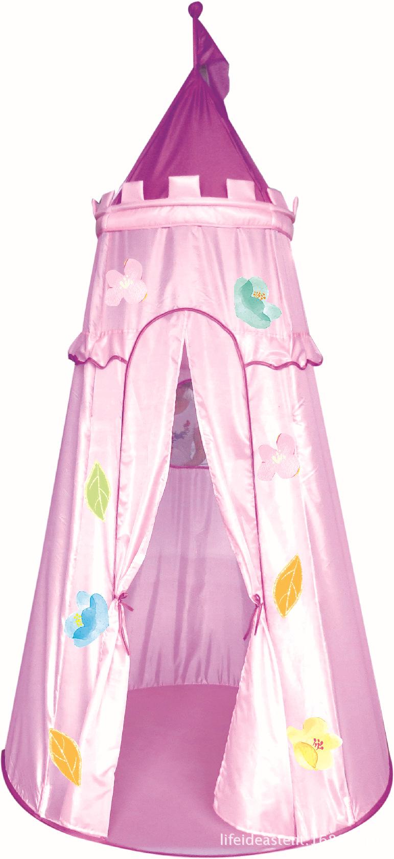 【儿童城堡帐篷 防蚊帐篷