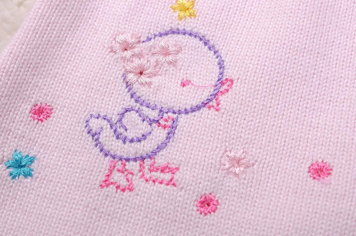 新款儿童毛衣图案_儿童毛衣编织花样图解