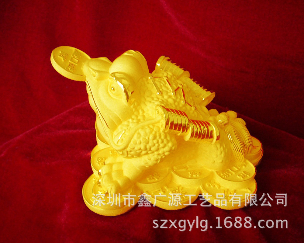 金属兔子工艺品,招财兔礼品,锌合金兔子,铅锡合金兔子礼品