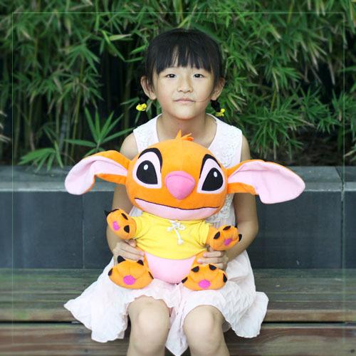 厂家直销 史迪奇30cm毛绒公仔玩具 质量保证儿童节玩具礼品