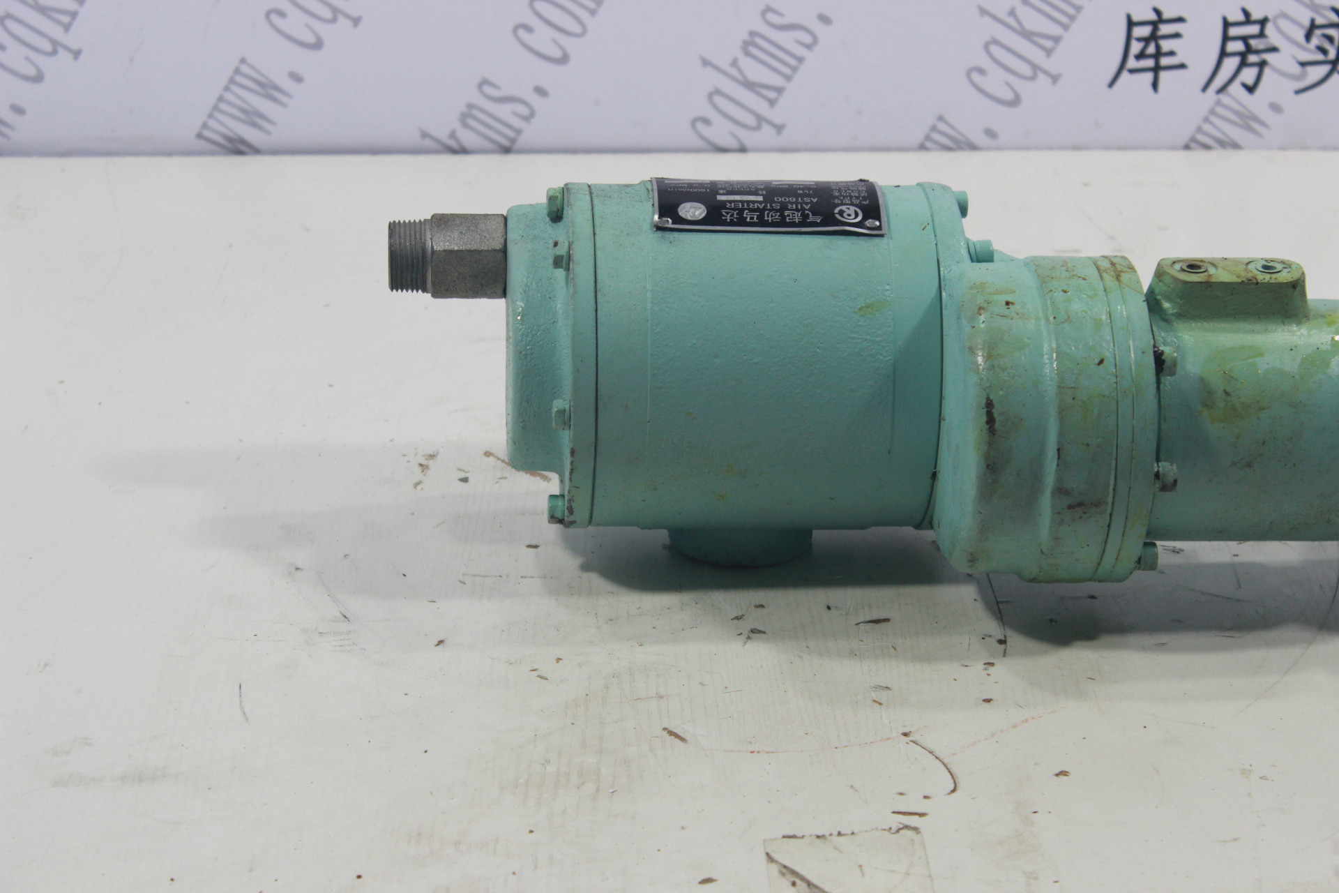 kms00169-AST600A-NT85空气起动马达-用于NT855康明斯发动机-NT855-参考规格49*23*28CM含包装-参考重量40kg净重34.15kg-40kg净重34.15kg图片2
