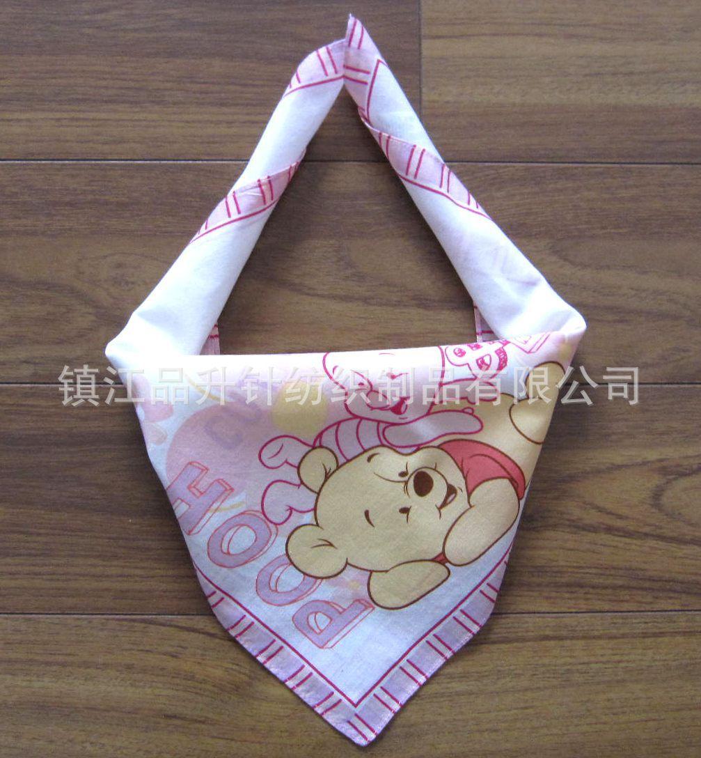 【迪士尼小熊维尼围嘴手帕围兜腕巾三角巾头横扫鬼子游戏攻略图片