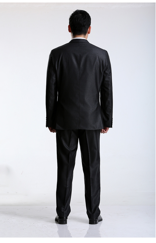 Men's high-end business suits