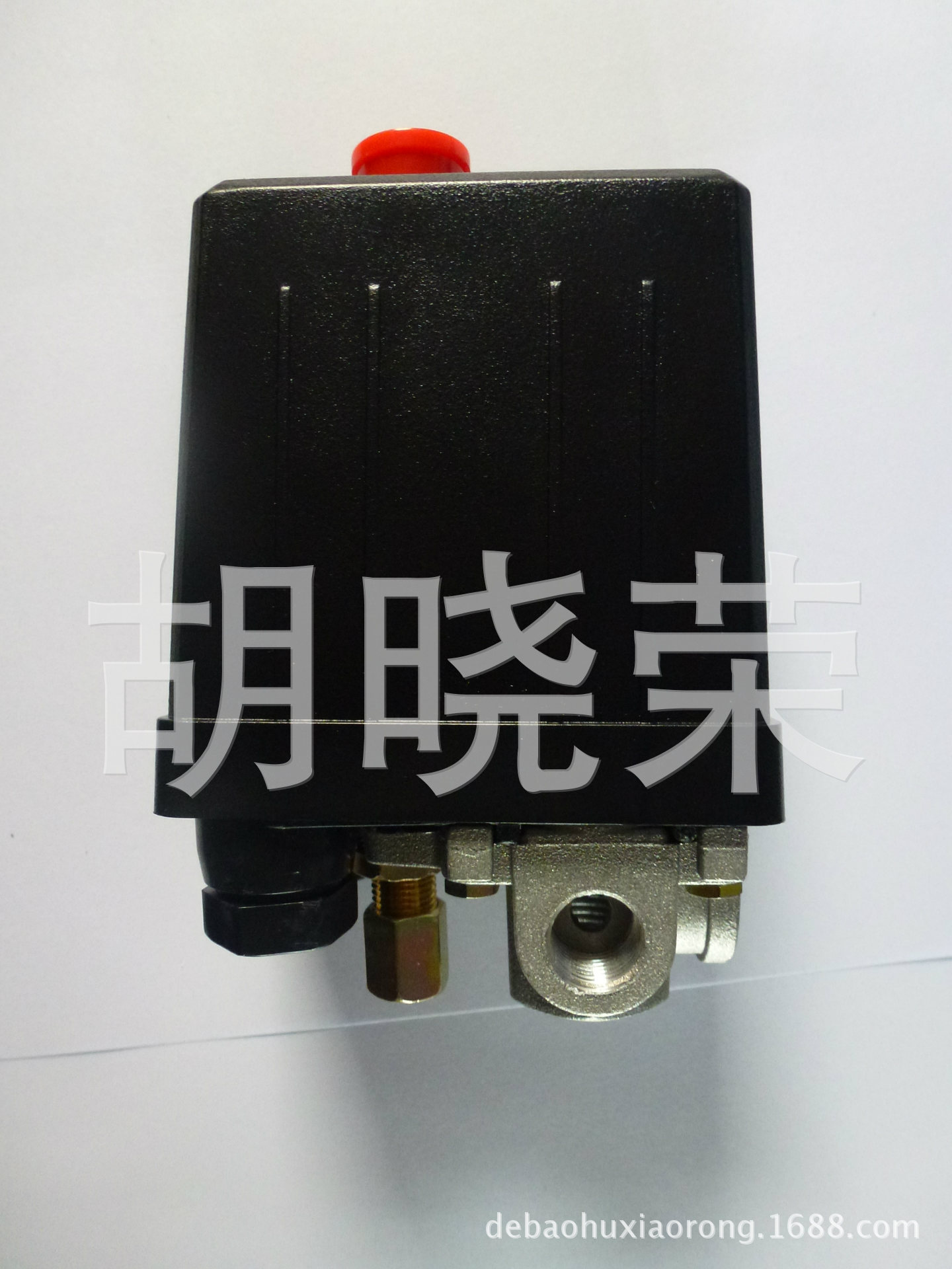 供应空压机专用开关/单相电四孔压力开关/空压机开关