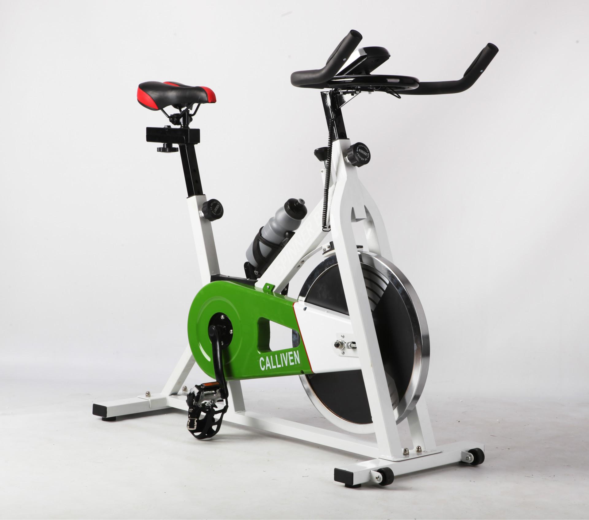 健身车-动感直销爱玛单车厂家S1000家用室内龙岗pvc软胶袋图片