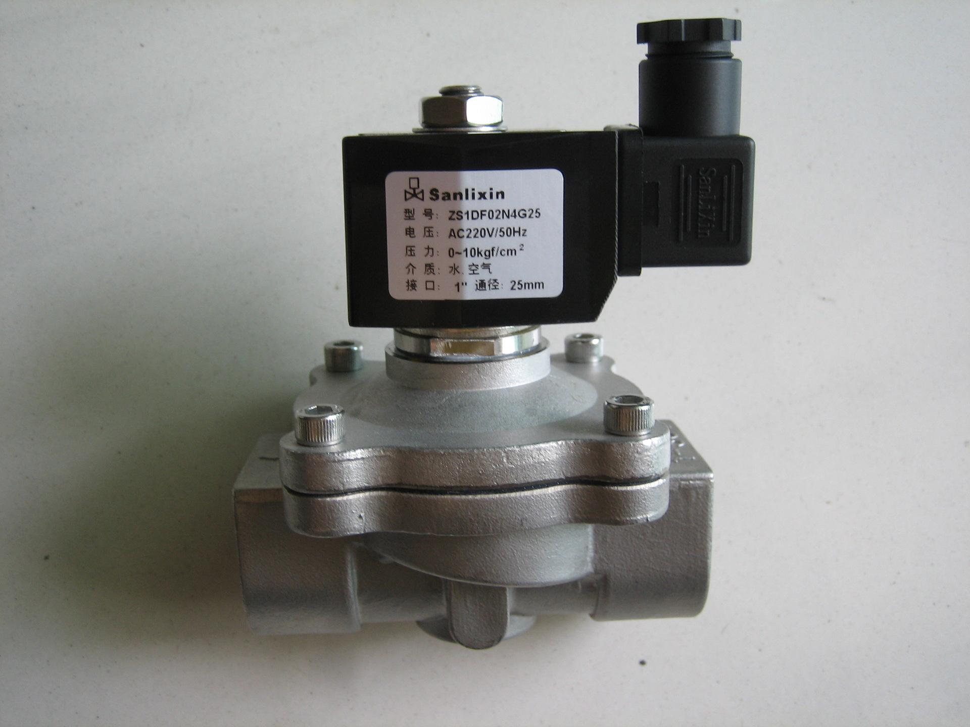 钢电磁阀zs1df02n4g25 阿里巴巴