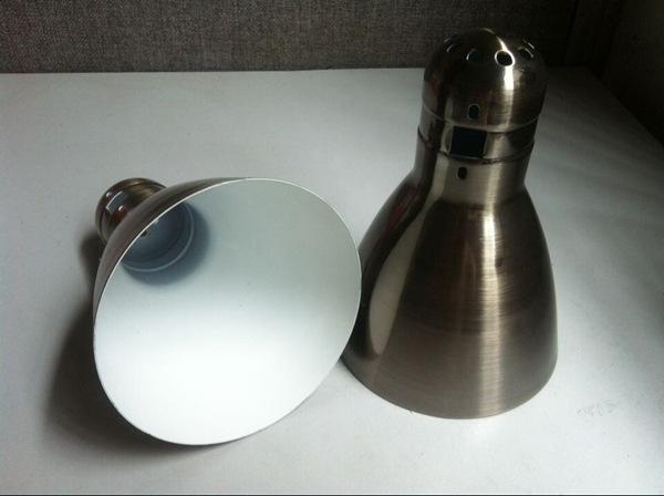 【商家力荐】供应灯罩 铁金属材质6315灯罩 吊灯灯罩 金属