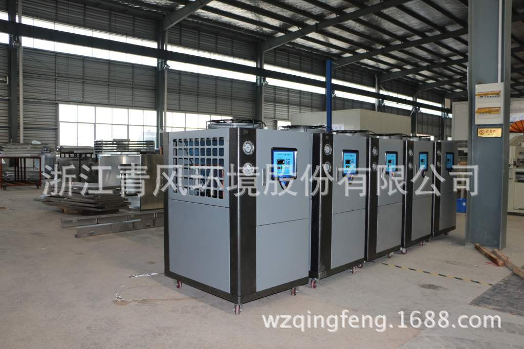 QLB8FC air cooled chiller 3