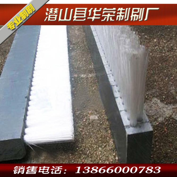 毛刷厂定制各种条刷 砂光机砂布条刷 木工机械剑麻条刷 来