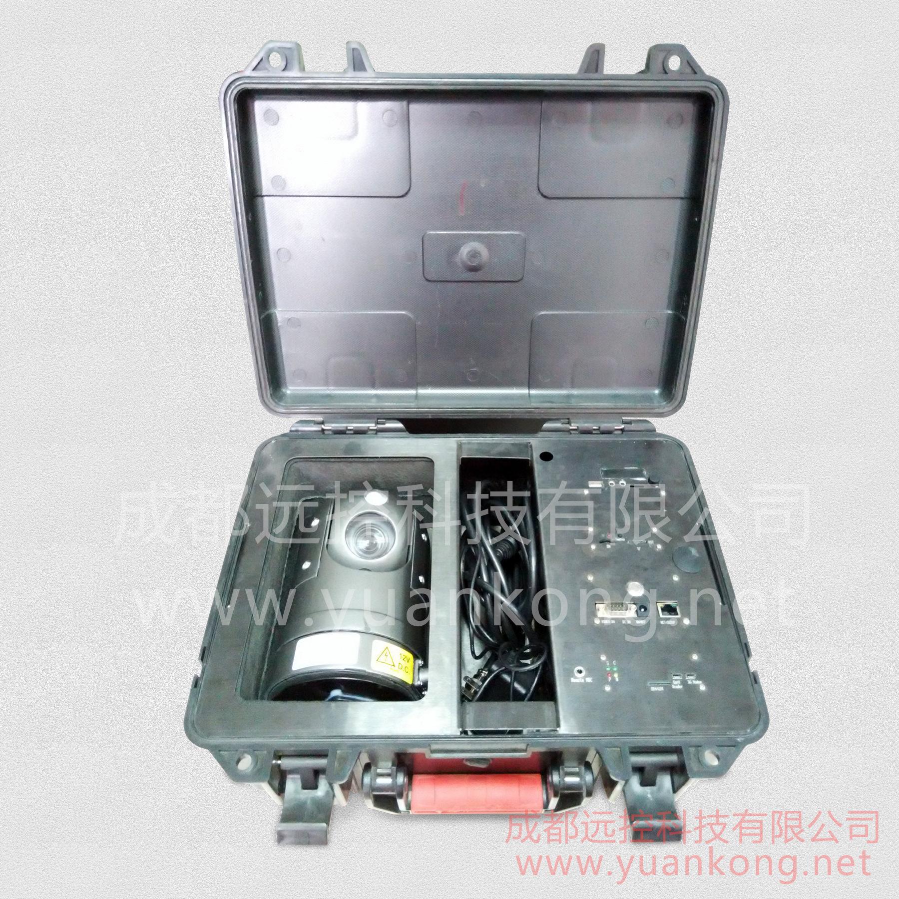 3G电信无线传输 语音对讲 本地存储 三脚架式快速布控指挥系统