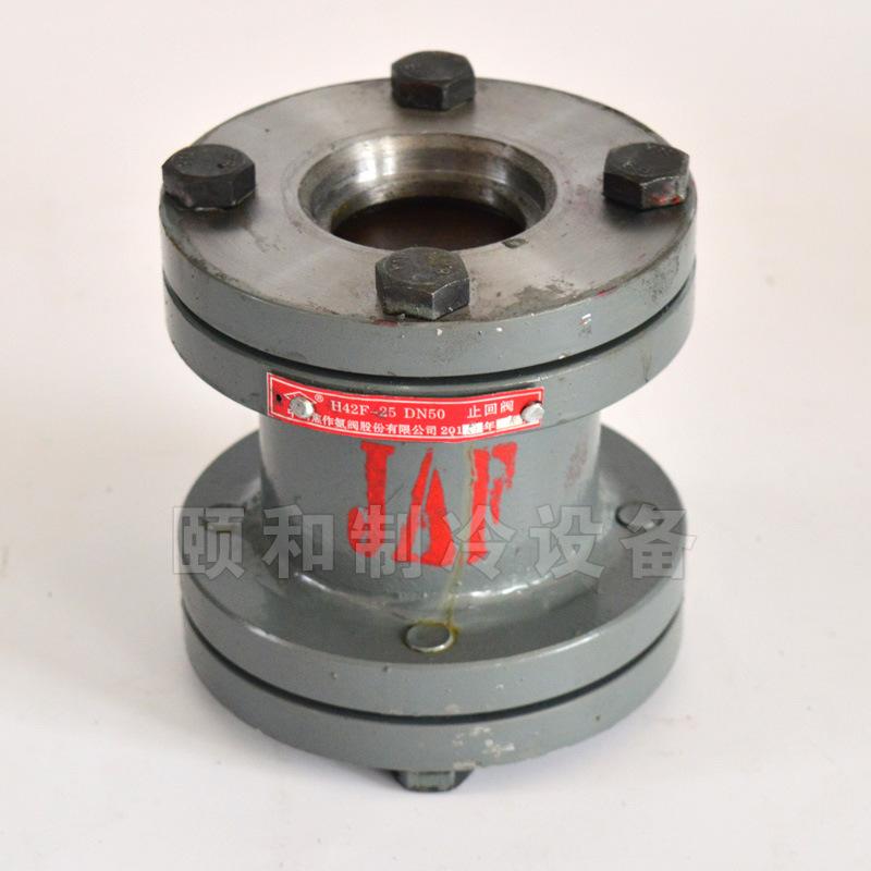 【热销】各种止回阀 于氨气或液氨管道止回阀 物优价廉 速购