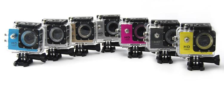 山狗4代户外潜水极限运动DV sj4000 wifi头戴式摄像机防水相机