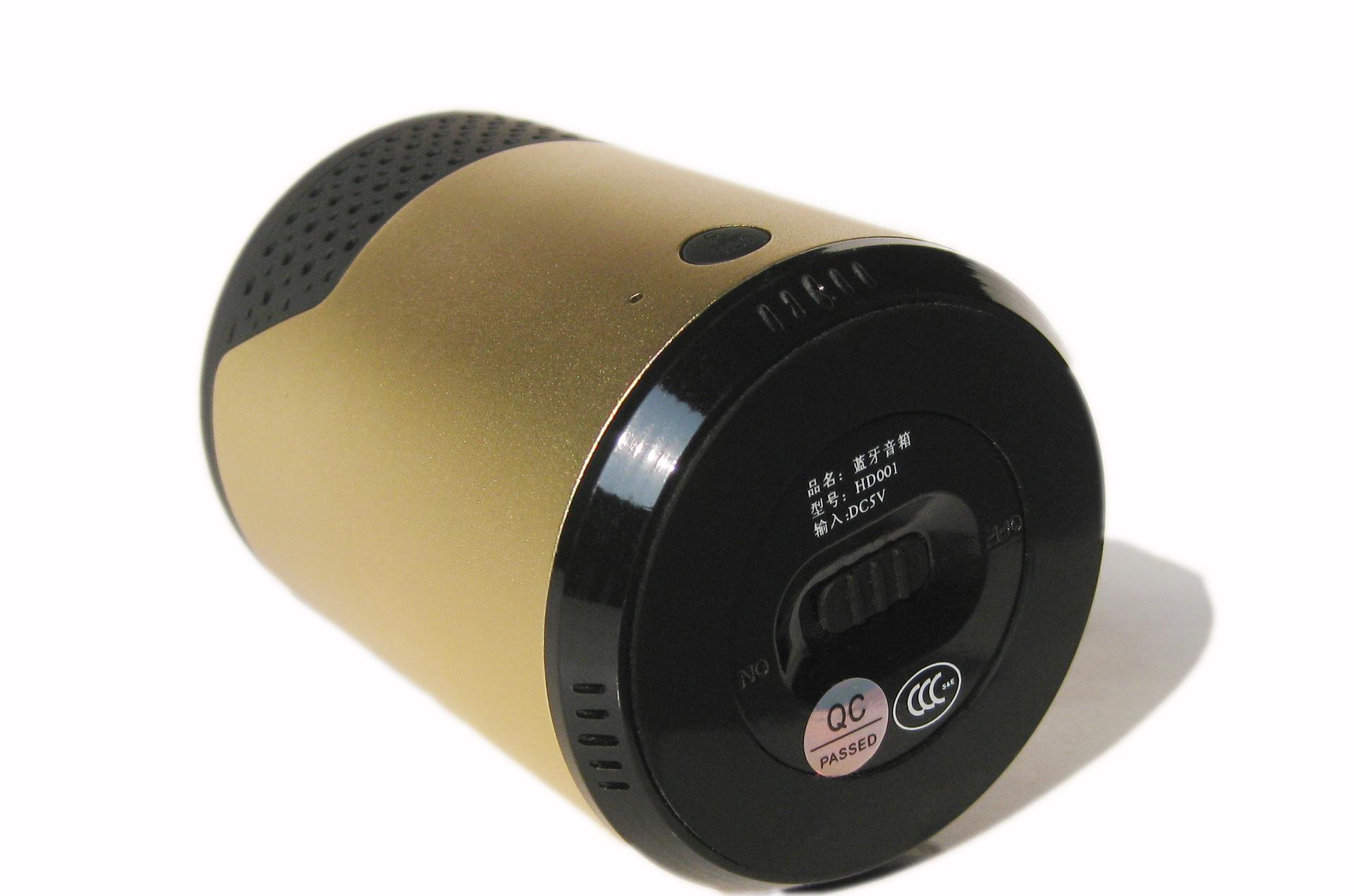 生产厂家迷你蓝牙插卡优质小音箱低音炮重力感应摇晃换曲礼品科技