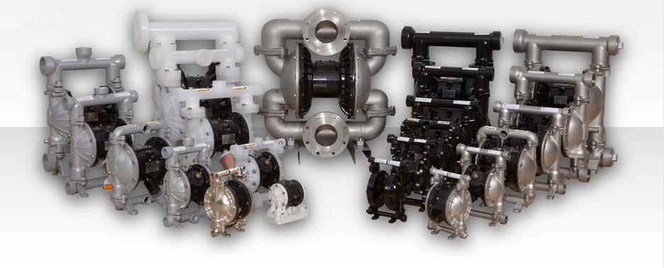 隔膜泵一批