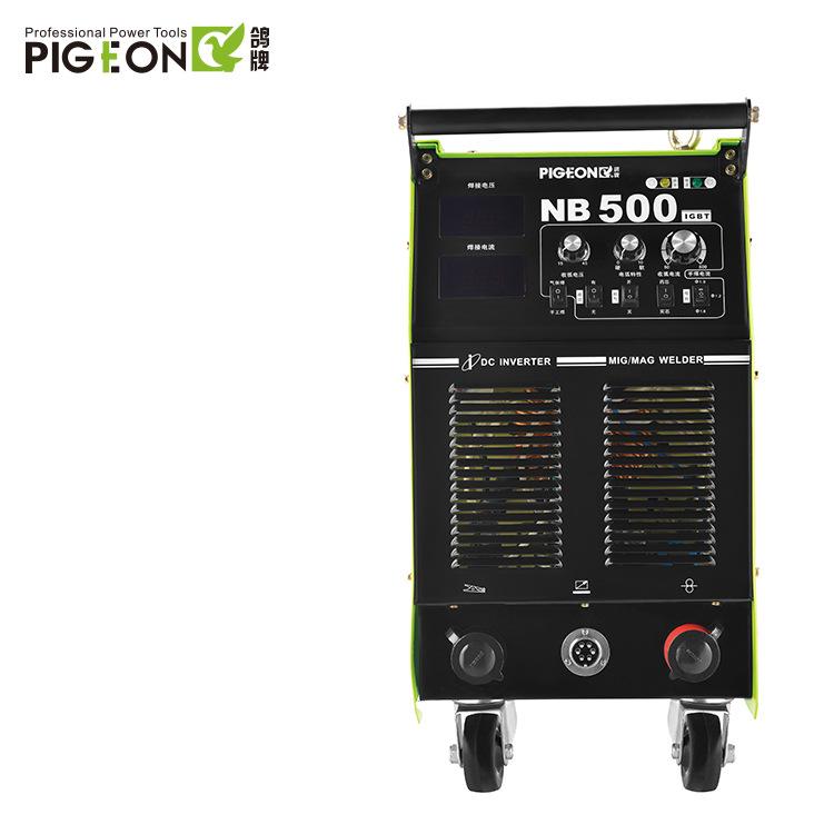 鸽牌 NB-500i 电焊、切割设备 电焊机 380v直流高频 逆变 气保焊