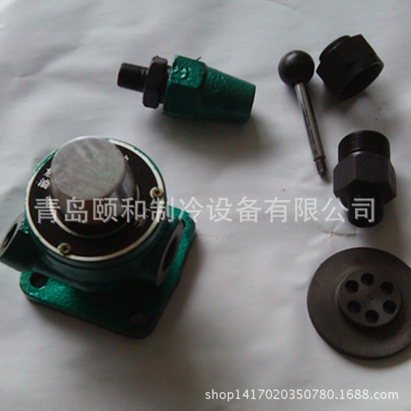 山东现货供应不锈钢上海一冷125油三通阀