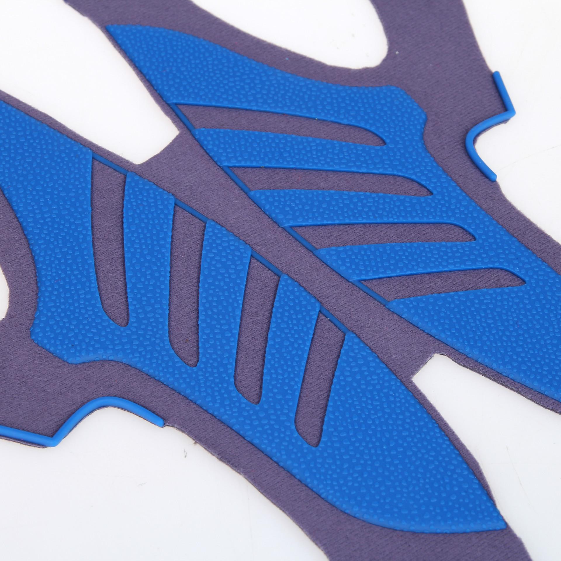 KPU鞋面加工logo 运动鞋鞋面加工 42码