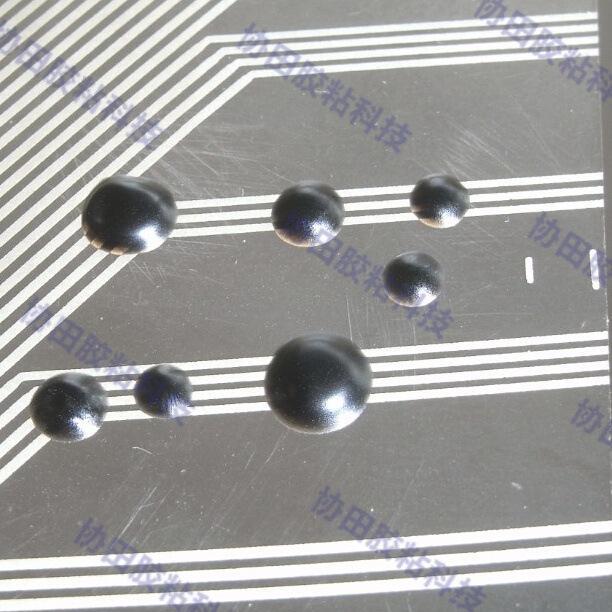 黑色UV胶应用7
