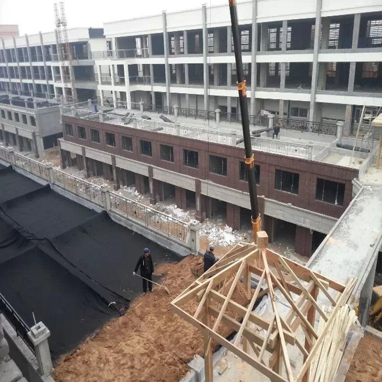 复合排水板 批发屋顶花园排水板 车库顶防水HDPE复合排水板 阿里巴巴